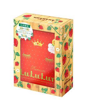 Premium Lululun Sheet Mask, Amaou Strawberries