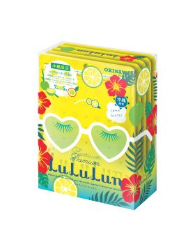 Premium Lululun Sheet Mask, Citrus Depressa