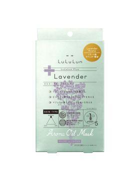 Lululun Plus Lavender 5 sheets