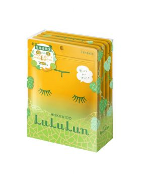 Premium Lululun Sheet Mask, Hokkaido Melon