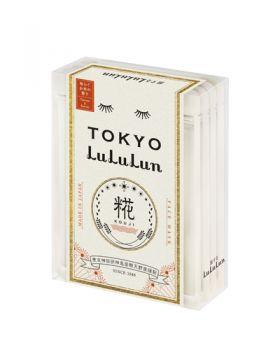 Travel Lululun Sheet Mask, TOKYO 7 PCS x 4 BAGS