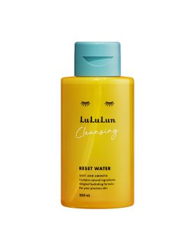 Lululun Cleansing, RESET WATER